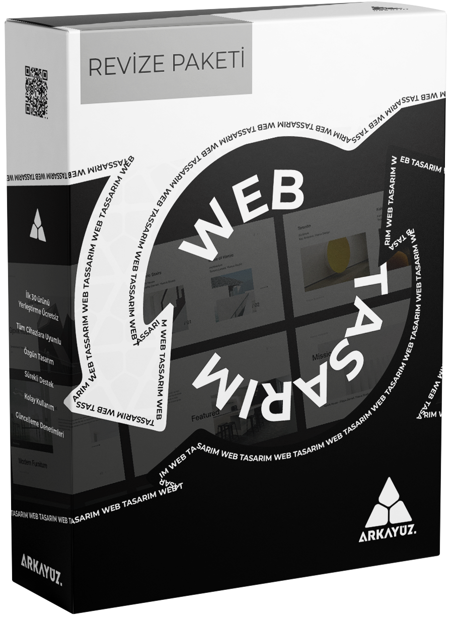 web-tasarim-revize